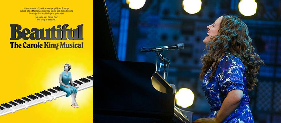 Beautiful: The Carole King Musical at Palace Theater
