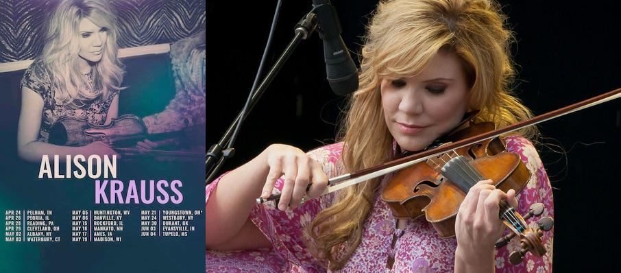 Alison Krauss at Palace Theater